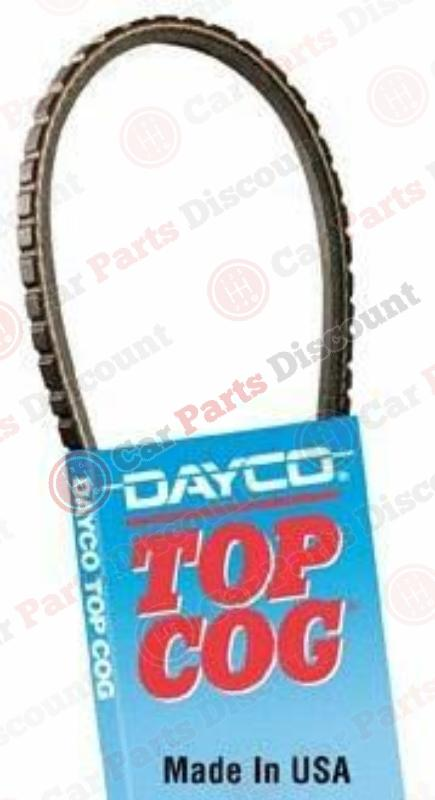 DAYCO 15390 Auto V-Belt,Industry Number 11A0990