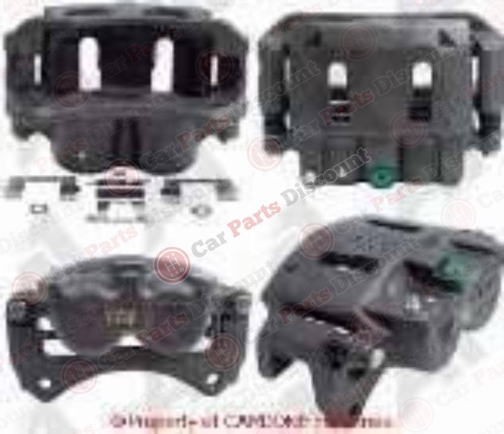 A1 Cardone 18-B4606A Disc Brake Caliper for Ford F-100 Ranger Ranger