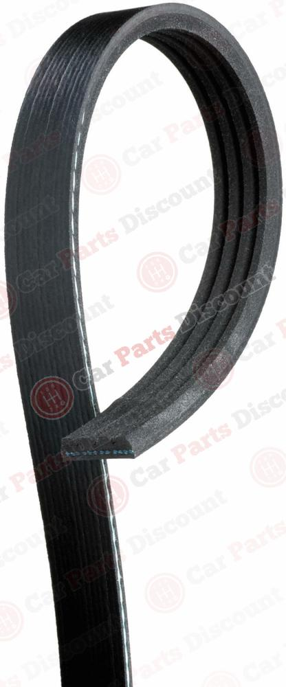 ContiTech PK040410 Serpentine Belt