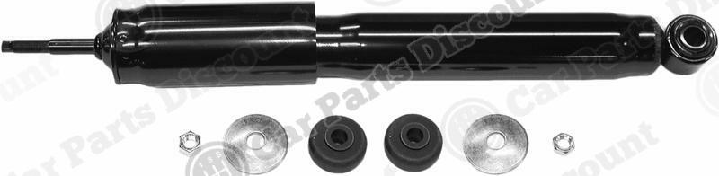 Gates Radiator Coolant Hose 21281