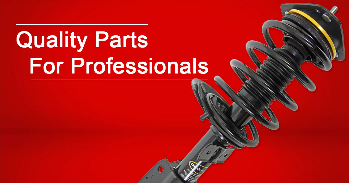 Quality Parts for Professionals