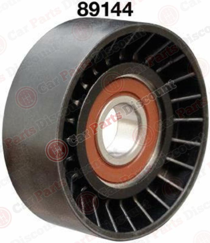 Idler Or Tensioner Pulley   Dayco   89151