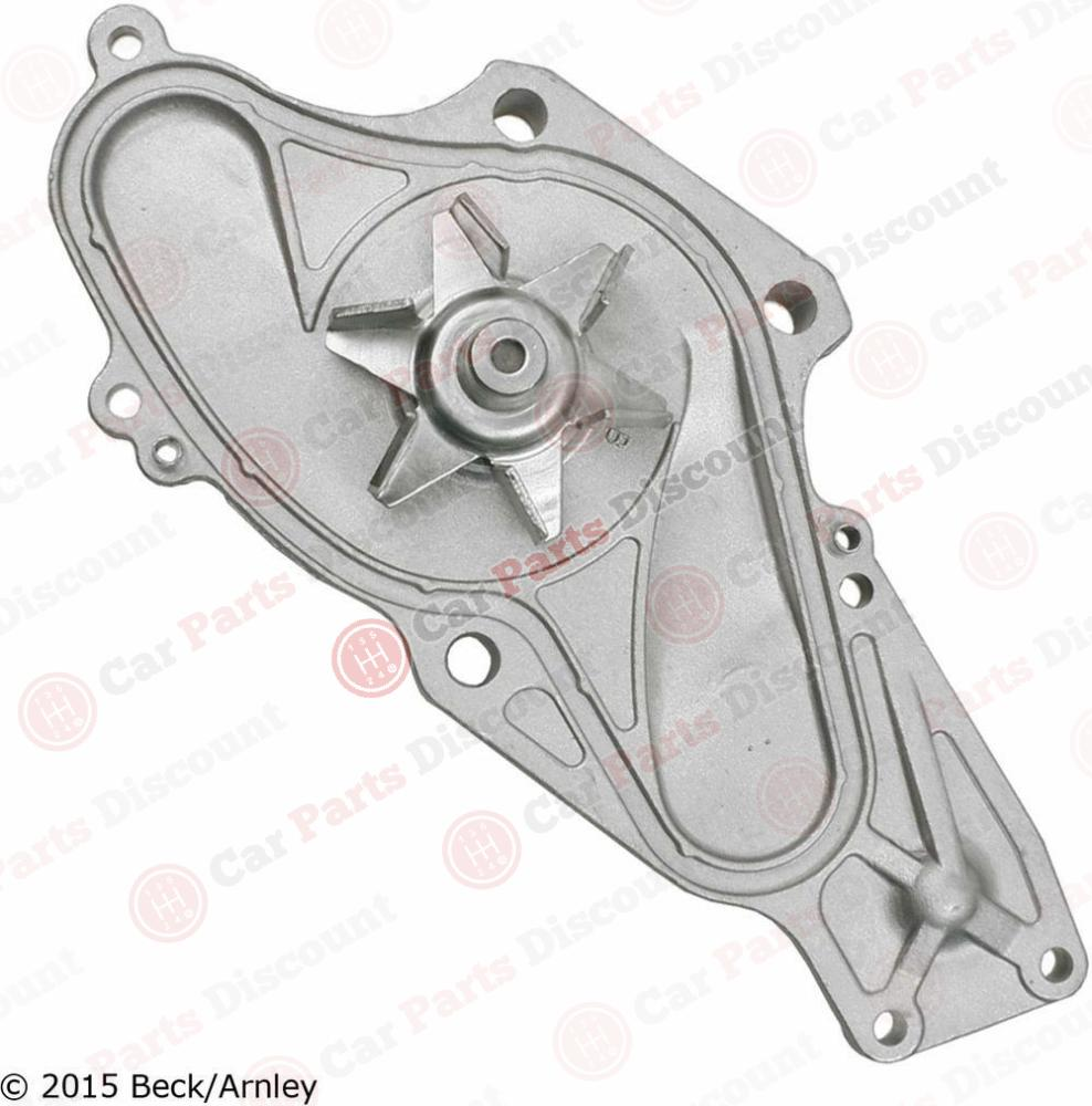 Acura Mdx Water Pump Beck Arnley 131 1312256