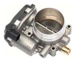 New Throttle Body Housing